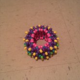 Kandi Colorful Thing Lol..idk I Just Made It