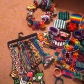 Necklaces Cuffs Etc C: