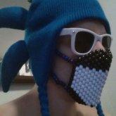 My Boyfriends Mask I Made