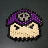 Mario Game Over Mushroom