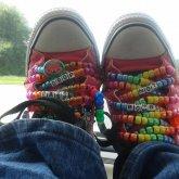 Kandi Shoes!