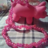 Squeaky Toy Necklace(: