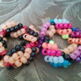 Couple Of Helix Bracelets