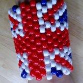 Union Jack Flag Cuff