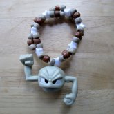 Geodude Pokemon Bracelet