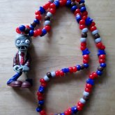 PvZ Zombie Necklace