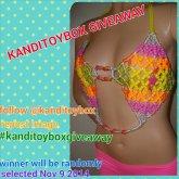 Instagram Giveaway Kandibra