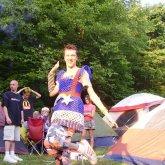 Rainbow Brite Dress