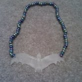 Bat Necklace ^-^