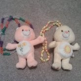 Care Bear Necklaces :P