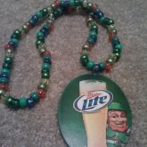 Miller Light Necklace :P