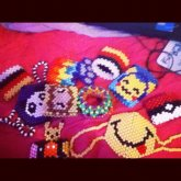 Most Of My Kandi So Far..