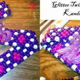 Glitter Twilight Sparkle Kandi Choker