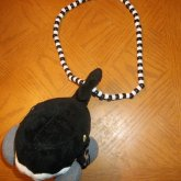 Gaia Plushie Necklace