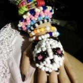 3D Panda Hand Thing