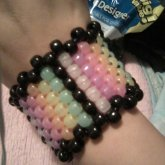 Glow In The Dark Cuff