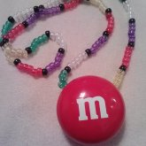 M&m Necklace :P