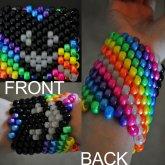 Deadmau5 Kandi Cuff Bracelet