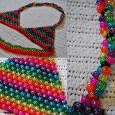 Glitter Rainbow Kandikini Top