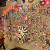 Most Of My Kandi.