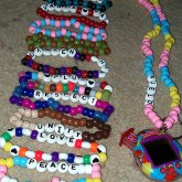 Everyday Kandi (meanings In Description)