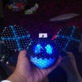 Led 3D Kandi Deadmau5 Head