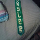 My Name On A Tie ( I Wear It Every Day ! )