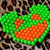 Green Apple Deadmau5 Head