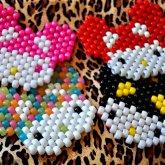 Hello Kitty's Wearing A Deadmau5 Hat