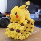 Pikachu X-base Cuff :3