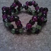 Sparkly Skull Double ;P