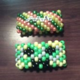 Dubstep And Creeper Cuff