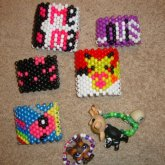 Recently Made Kandi (: