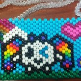 So So Happy Wink Kandi Purse