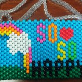 So So Happy Kandi Purse