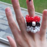 Pokeball Ring