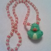 Duck Necklace(: