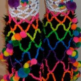 Fluffies Beaded Cover