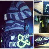 Of Mice And Men Kandi Bag