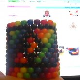 DC Peyote Stitch Cuff
