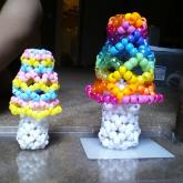3D Shrooms