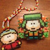 South Park Kyle And Cartman Kandi