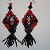 Vampiress  Earrings