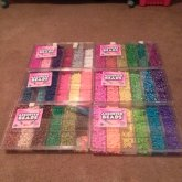 All My Current Boxes Of Beads!!