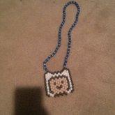 Finn Adventure Time Necklace