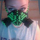 Kandi Gas Mask Ftw