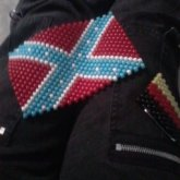 Rebel Flag Peyote Thingy XD