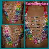 Sexy Rainbow Top