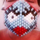 Sally Kandi Mask
