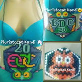 edc 20 sided dice